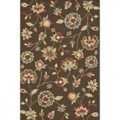 Loloi Rugs Summerton Life Style Collection Brown 5 ft. x 7 ft. 6 in. Area Rug