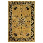 Home Decorators Collection ChamberlaIn Gold 8 ft. 11 ft. Area Rug