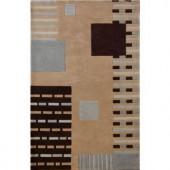 Segma Alexandria 5 ft. 3 in. x 7 ft. 6 in. Contemporary Area Rug