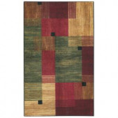 Mohawk Alliance Multi 2 ft. 6 in. x 3 ft. 10 in. Accent Rug