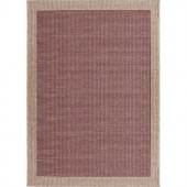 Balta US Belasera Red 5 ft. 3 in. x 7 ft. 5 in. Area Rug