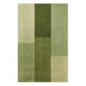 Home Decorators Collection Crete Pear 2 ft. 6 in. x 4 ft. 6 in. Area Rug