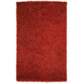 Artistic Weavers Keya Red 1 ft. 9 in. x 2 ft. 10 in. Accent Rug