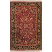 Artistic Weavers Vasanth Red 9 ft. 6 in. x 13 ft. 6 in. Area Rug