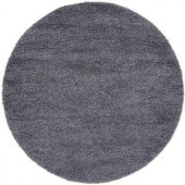 Artistic Weavers Couderay Blue Gray 8 ft. Round Area Rug