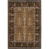Artistic Weavers Forli Dark Brown 2 ft. 2 in. x 3 ft. Accent Rug