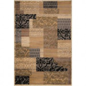 Artistic Weavers Leon Light Brown 2 ft. 2 in. x 3 ft. 3 in. Accent Rug