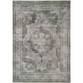 Safavieh Vintage Grey/Multi 5.25 ft. x 7.5 ft. Area Rug