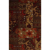 Mohawk Scotsdale Bark Brown 2 ft. x 7 ft. 6 in.