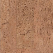 TrafficMASTER Allure Natural Cork Resilient Vinyl Plank Flooring - 4 in. x 4 in. Take Home Sample