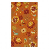 Home Decorators Collection Pippen Terra 2 ft. x 3 ft. Area Rug