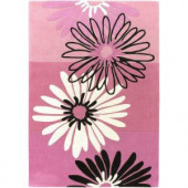 Artistic Weavers Isabella Pink 4 ft. 10 in. x 7 ft. Area Rug