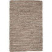 LR Resources Sonora Biscay-2 Natural 8 ft. x 10 ft. Eco-friendly Indoor Area Rug