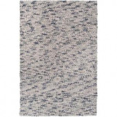 Artistic Weavers Concho Gray Blue 5 ft. x 8 ft. Area Rug