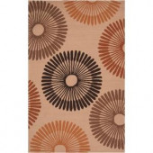 Artistic Weavers Hakea Frappuccino 2 ft. x 3 ft. Accent Rug