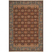 Artistic Weavers Cheverny Peacock Green 2 ft. x 3 ft. Accent Rug