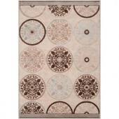 Artistic Weavers Clay Cream 5 ft. 1 in. x 7 ft. 6 in. Area Rug