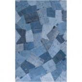 Artistic Weavers Coso Blue Denim 5 ft. x 8 ft. Area Rug