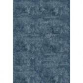 Momeni Luster Shag Light Blue 2 ft. x 3 ft. Area Rug