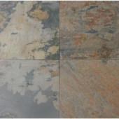 MS International Desert Trail 12 in. x 12 in. Gauged Slate Floor & Wall Tile