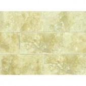 MS International Ivory 3 in. x 6 in. Travertine Floor & Wall Tile