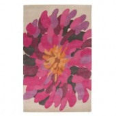 Home Decorators Collection Mora Pink 2 ft. x 3 ft. Area Rug