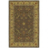 Kaleen Home & Porch Chatham County Mocha 2 ft. x 3 ft. Area Rug