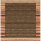 Feizy Cosmo Border Canyon 7 ft. 6 in. x 4 ft. 9 in. Area Rug