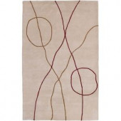 Artistic Weavers Tustin Red 2 ft. x 3 ft. Accent Rug