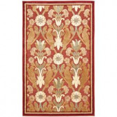 Safavieh Paradise Red 2.6 ft. x 4 ft. Area Rug