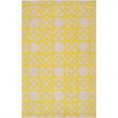 Artistic Weavers Linton Lemon 2 ft. x 3 ft. Accent Rug