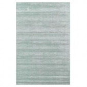 Kas Rugs Solid Texture Frost 3 ft. 3 in. x 5 ft. 3 in. Area Rug