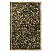 Home Decorators Collection Bristol Green 2 ft. 6 in. x 4 ft. 6 in. Area Rug