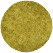 Artistic Weavers Manti Lime 8 ft. Round Area Rug