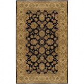 Artistic Weavers Ming Charcoal 6 ft. x 9 ft. Area Rug