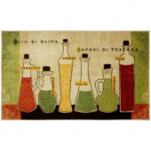 Mohawk Toscana Multi 30 in. x 46 in. Accent Kitchen Rug