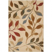 Artistic Weavers Pinamar Ivory 2 ft. 2 in. x 3 ft. 3 in. Accent Rug