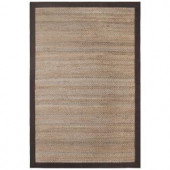 Home Decorators Collection Sienna Natural 5 ft. x 7 ft. 6 in. Area Rug