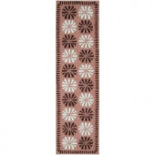 Surya Country Living Tan 2 ft. 3 in. x 8 ft. Runner