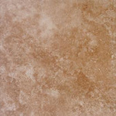 MS International Travertino 18 in. x 18 in. Walnut Porcelain Floor and Wall Tile