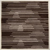Artistic Weavers Vallejo Brown 8 ft. Square Area Rug
