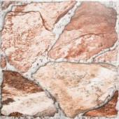 MS International Piedra Roja 17 in. x 17 in. Ceramic Floor and Wall Tile