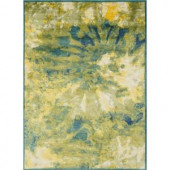 Loloi Rugs Lyon Lifestyle Collection Greengage 7 ft. 7 in. x 10 ft. 5 in. Area Rug