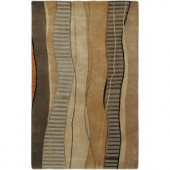 Artistic Weavers Elsinore Cocoa 9 ft. x 13 ft. Area Rug
