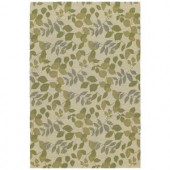 Kaleen Home & Porch Wymberly Linen 3 ft. x 5 ft. Area Rug