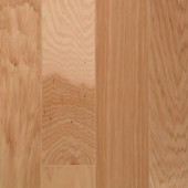 Heritage Mill Hickory Natural High Gloss 3/8 in. Thick x 3 in. Wide x Random Length Engineered Hardwood Flooring (29.5 sq. ft. / case)