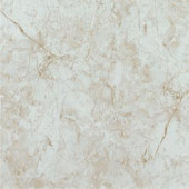 Armstrong 12 in. x 12 in. Peel and Stick Classic Marble White Vinyl Tile (30 sq. ft. /Case)