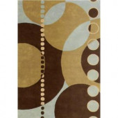 Segma Jackson 5 ft. 3 in. x 7 ft. 6 in. Contemporary Area Rug