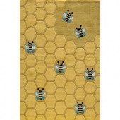 Momeni Caprice Collection Honeycomb 2 ft. x 3 ft. Area Rug