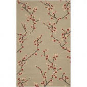 Artistic Weavers Forsythia Sage Green 2 ft. x 3 ft. Accent Rug